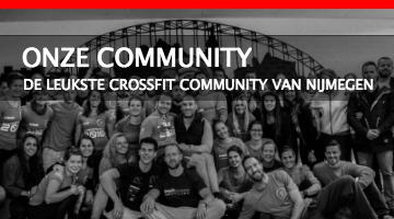 community crossfit nijmegen