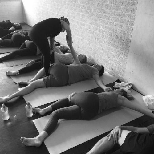 Yoga 2 crossfit nijmegen
