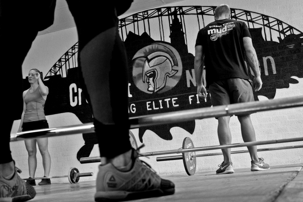 on ramp crossfit nijmegen